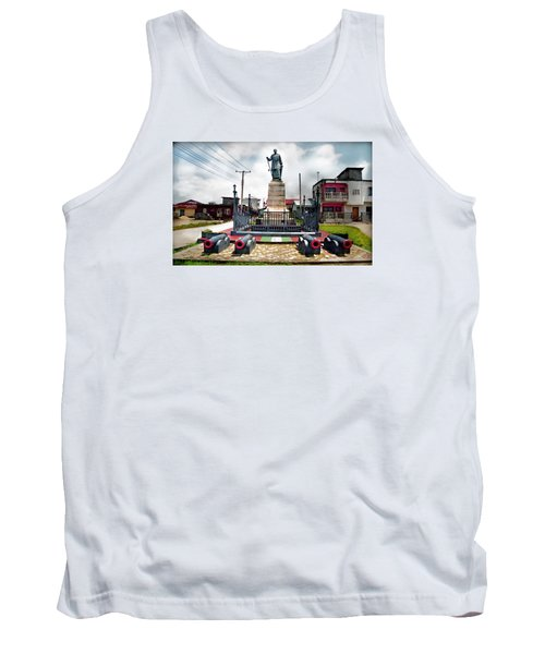 King Jaja's Mausoleum Tank Top