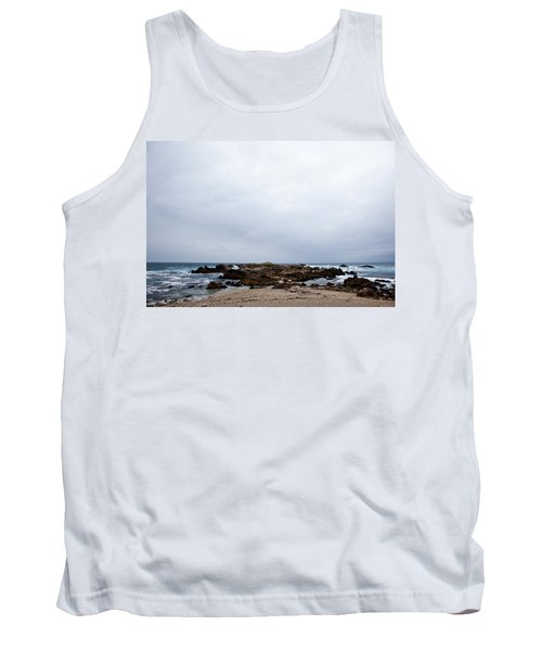 Pacific Horizon Tank Top by Melinda Ledsome