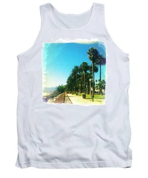 Palisades Park Tank Top by Nina Prommer