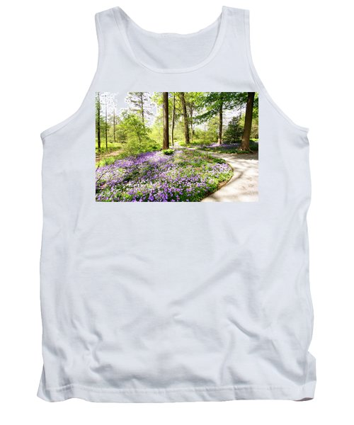 Path Of Serenity Tank Top