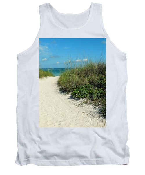 Path To Pass -a- Grille Tank Top