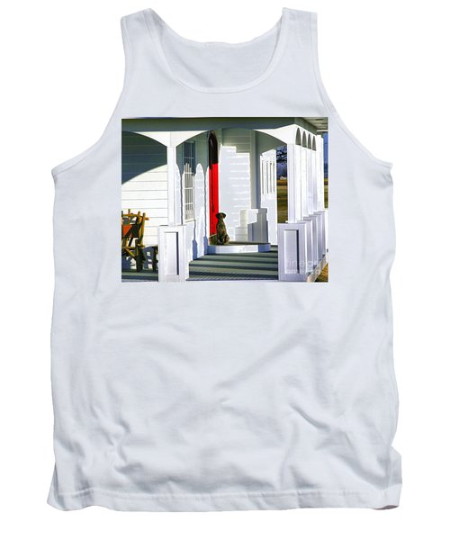 Patience Tank Top by Steven Reed