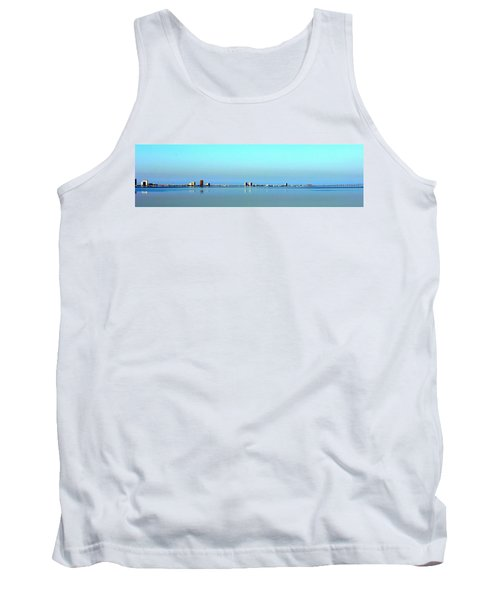 Peaceful Pensacola Beach Tank Top