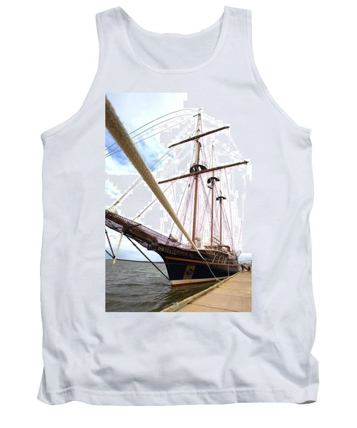 Tank Top featuring the photograph Peacemaker by Gordon Elwell