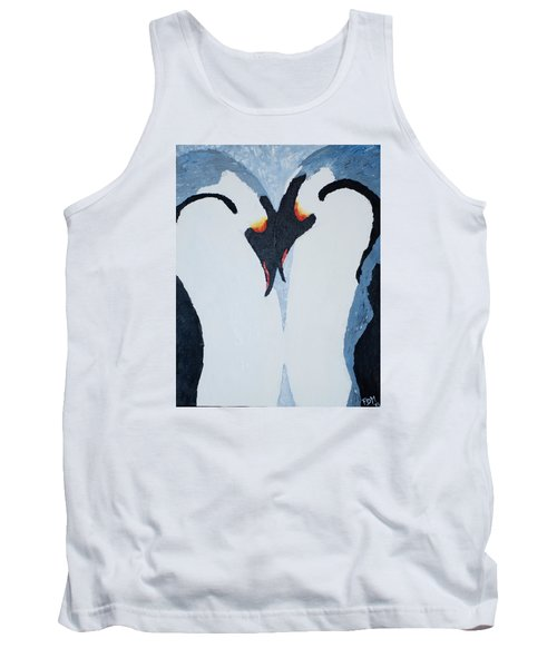Penguin Love Tank Top