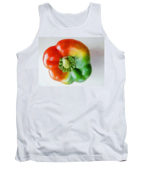 Peppery Allsorts  Tank Top by Steve Taylor