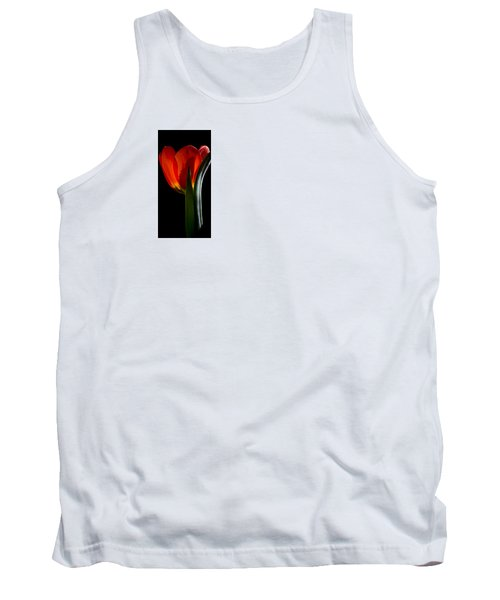 Tank Top featuring the photograph Perfect Love by Julie Palencia