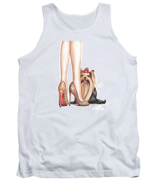 Perfect Match Tank Top by Catia Cho