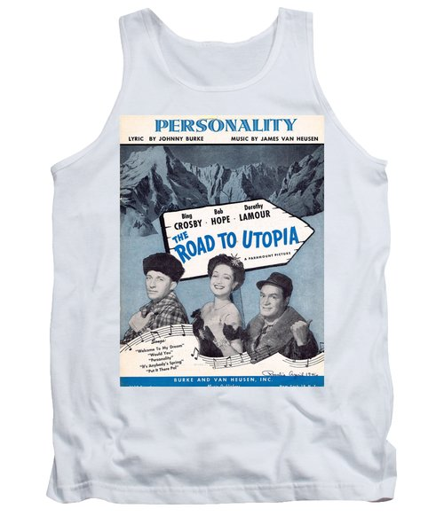 Personality Tank Top
