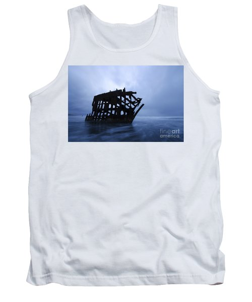 Peter Iredale Shipwreck Oregon 3 Tank Top