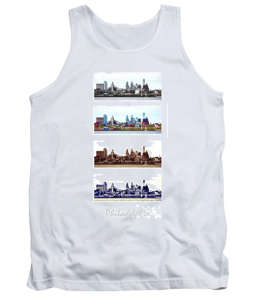 Philadelphia Four Seasons Tank Top