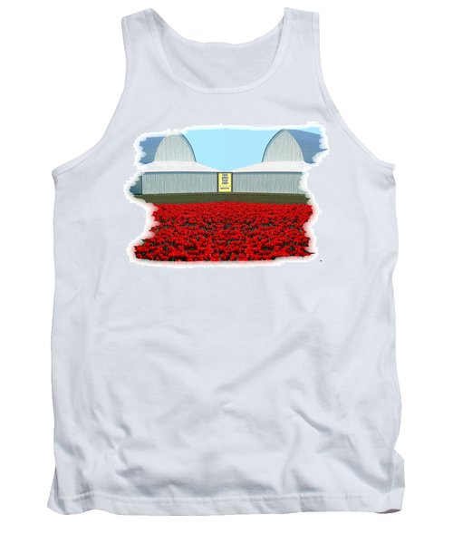 Photo Synthesis 8 Tank Top