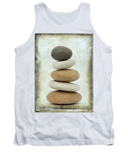 Pile Of Pebbles Tank Top