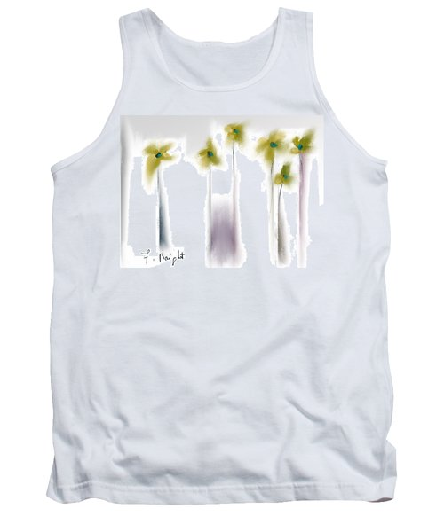 Tank Top featuring the photograph Pinned by Frank Bright