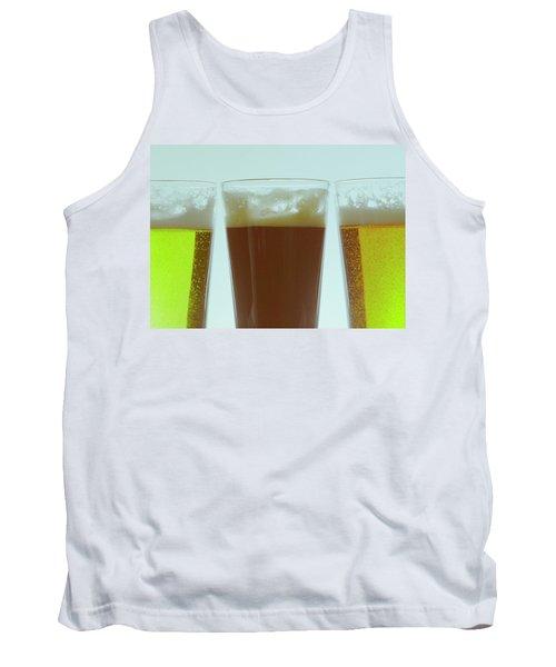 Pints Of Beer Tank Top