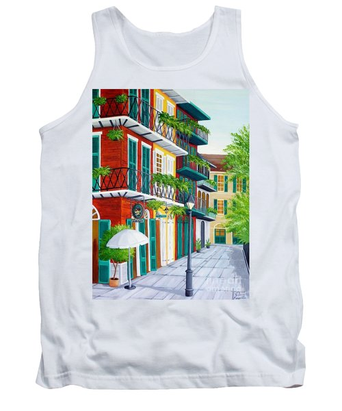 Pirates Alley Tank Top