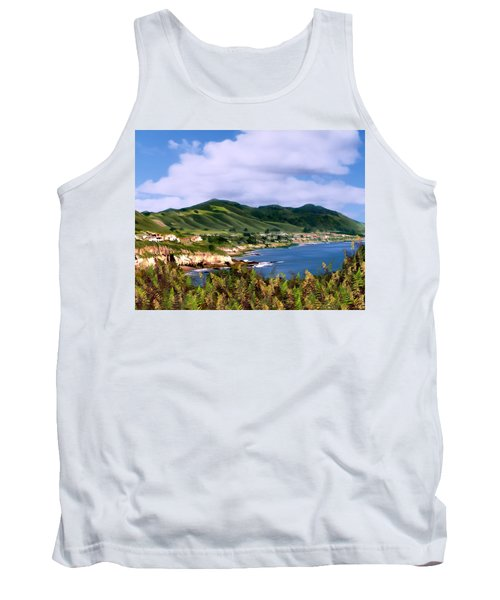 Pirates Cove Tank Top