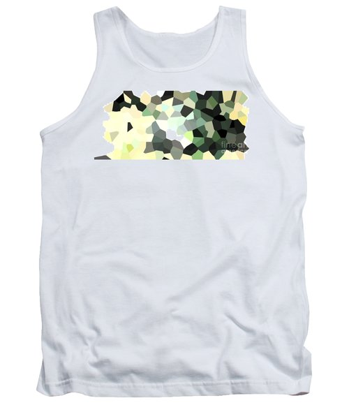 Pixel Money Tank Top