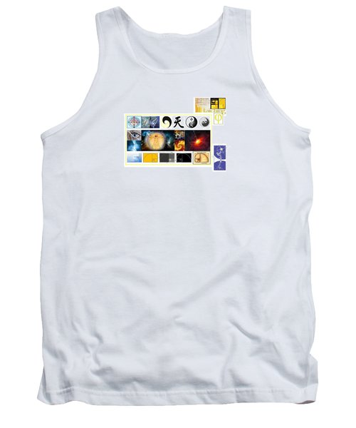 Lesson Planning Tank Top by Peter Hedding