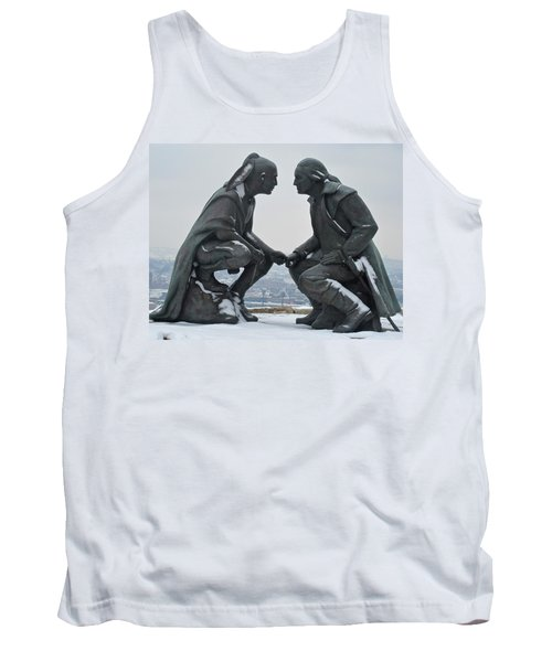 Point Of View Tank Top