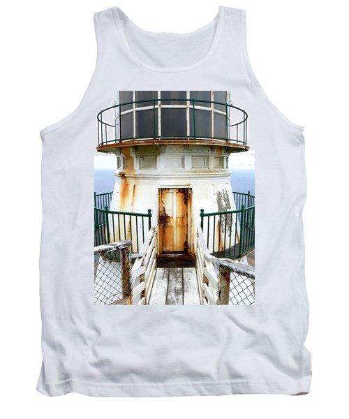 Point Reyes Historic Lighthouse Tank Top