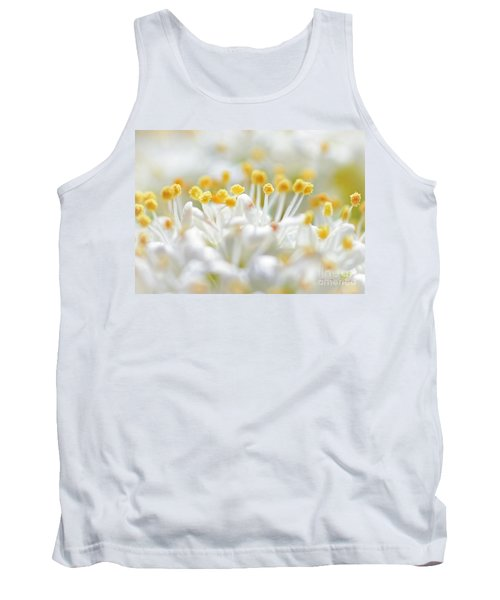 Pollen Tank Top by David Perry Lawrence