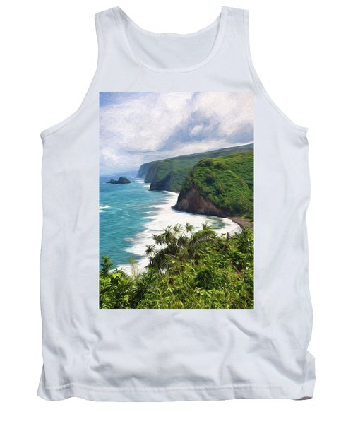 Pololu Valley Beach Tank Top