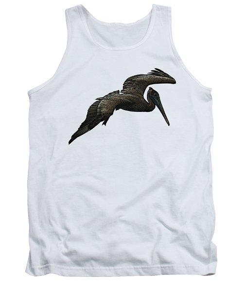 Pop Art - Pelican Selection Tank Top