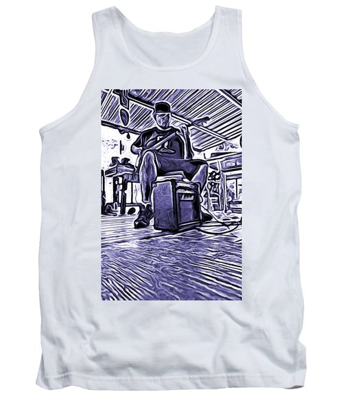 Porch Pickin Tank Top