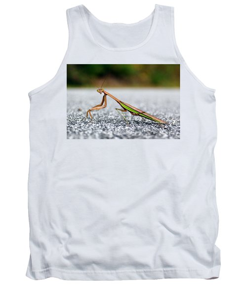 Posing For The Camera Tank Top