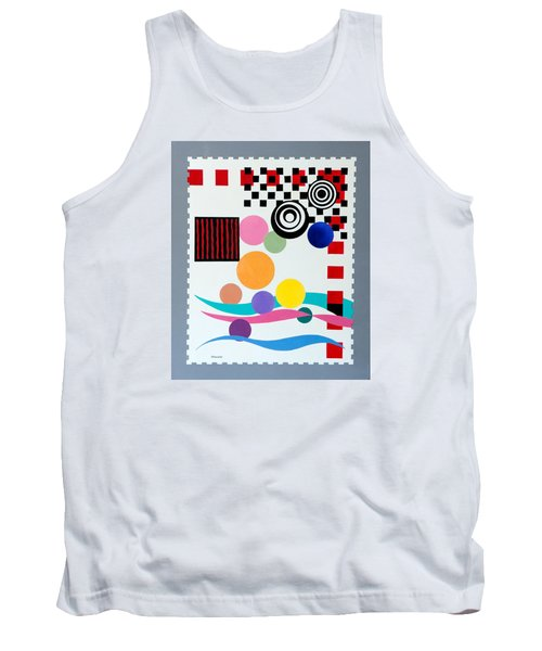 Postage Paid Tank Top