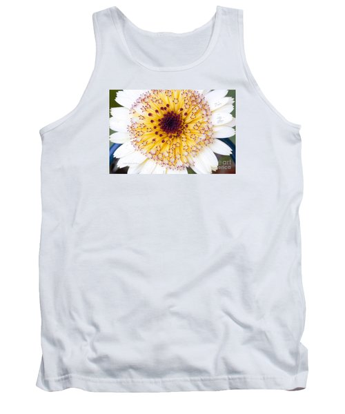 Pot Marigold Citrus Smoothies Tank Top