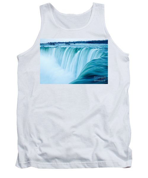 Power Of Niagara Falls Tank Top