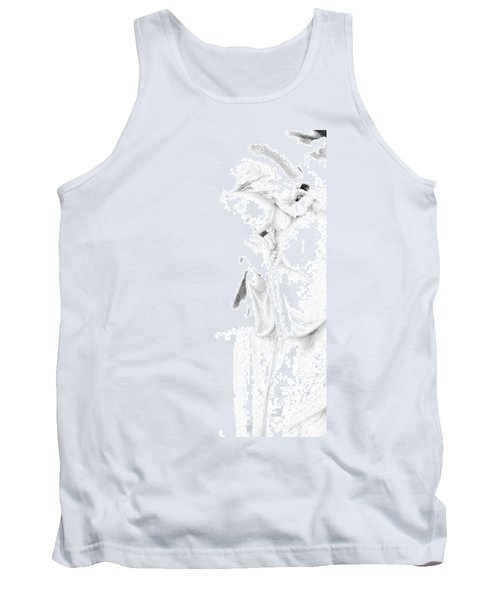 Tank Top featuring the photograph Pray by Linda Shafer