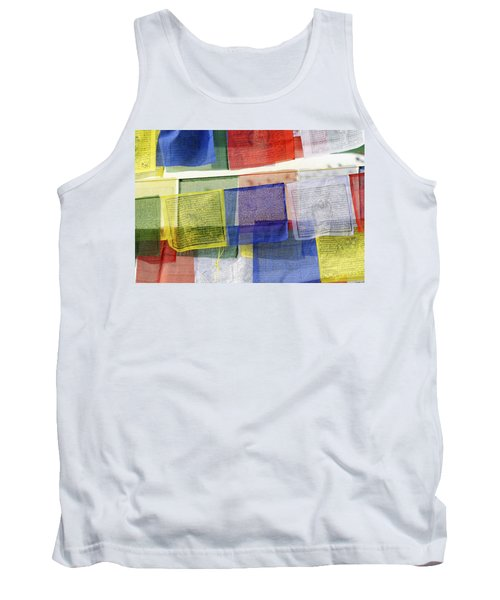 Prayer Flags Tank Top