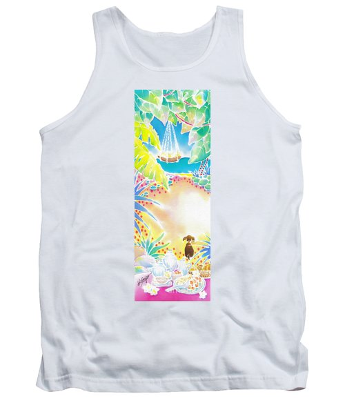Precious Morning Tank Top