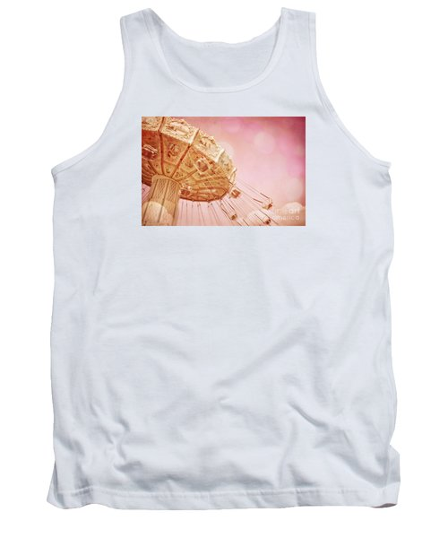 Carnival - Pretty In Pink Tank Top by Colleen Kammerer