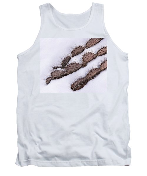 Prickly Pear On Ice Tank Top