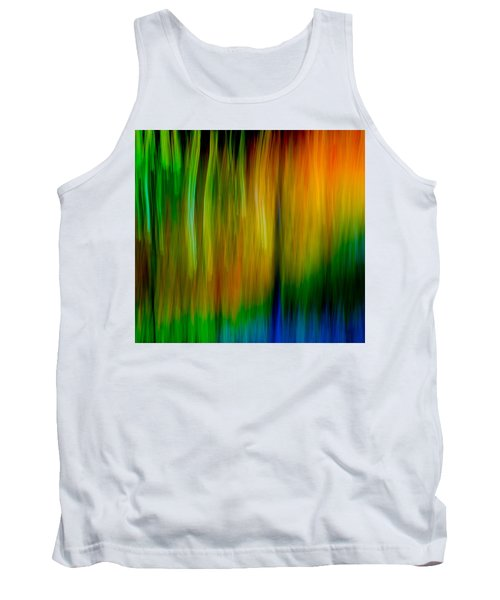 Tank Top featuring the photograph Primary Rainbow by Darryl Dalton