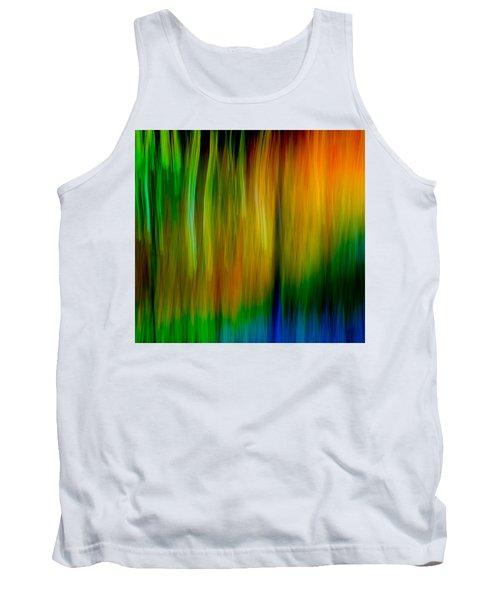 Primary Rainbow Tank Top