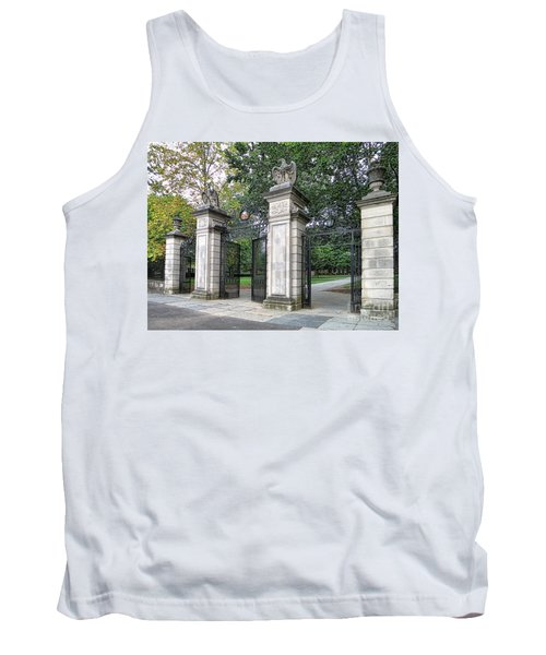 Princeton University Main Gate Tank Top