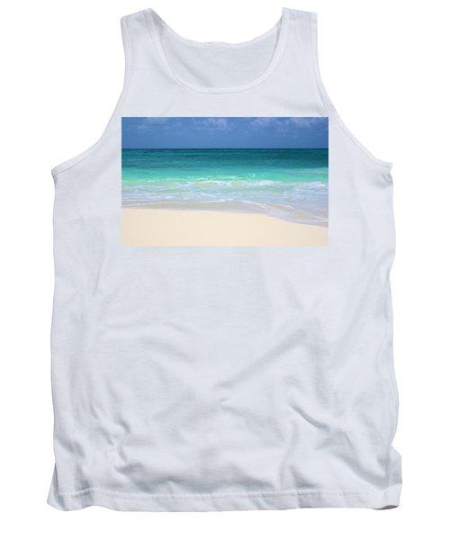 Pristine Beach Cancun Tank Top