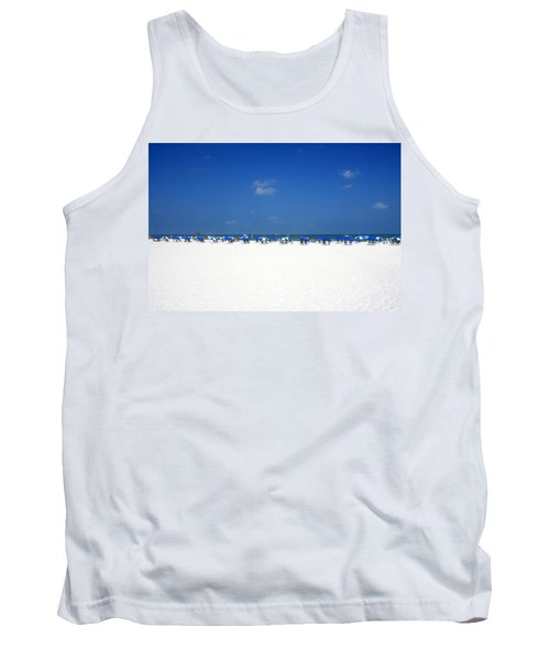 Pristine Clearwater Tank Top
