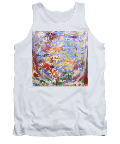 Feeling's Of Affection Tank Top