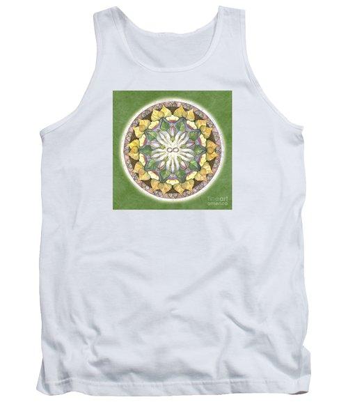 Prosperity Mandala Tank Top