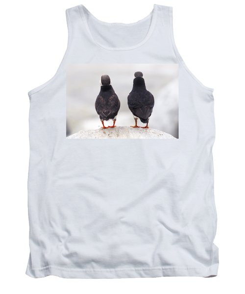 Puffin Philosophers Tank Top