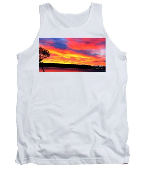 Puget Sound Colors Tank Top