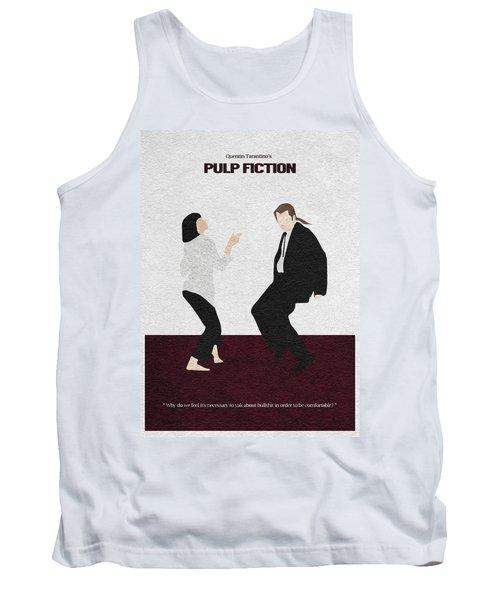 Pulp Fiction 2 Tank Top
