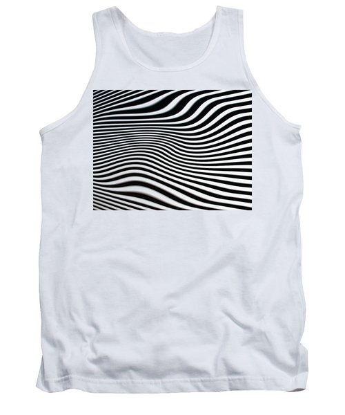 Pulsating Tank Top by Jacqi Elmslie