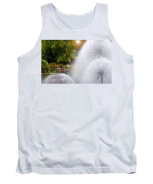 Punting On The Avon Tank Top